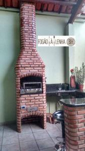 Cida 80x67 cm com grill