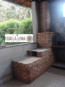 Modelo: Fogão e Forno Nova Lima
