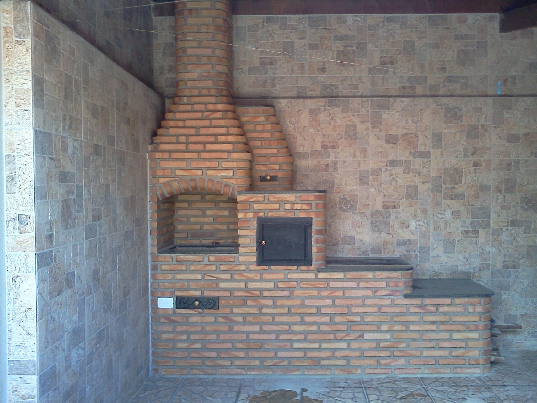 belo horizonte churrasqueira de tijolinho fogao a lenha forno Quotes #3D6D8E 2048 1536