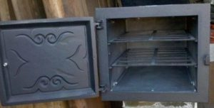 Interior Forno de ferro fundido (P50xL34xA30)