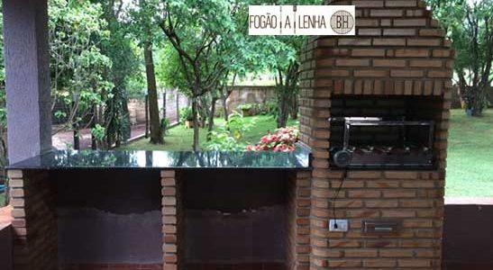 Churrasqueira de Tijolinho em Igarapé