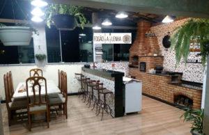 Fogão a Lenha e Churrasqueira de Tijolinho em Belo Horizonte